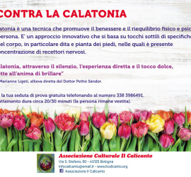 incontra la calatonia